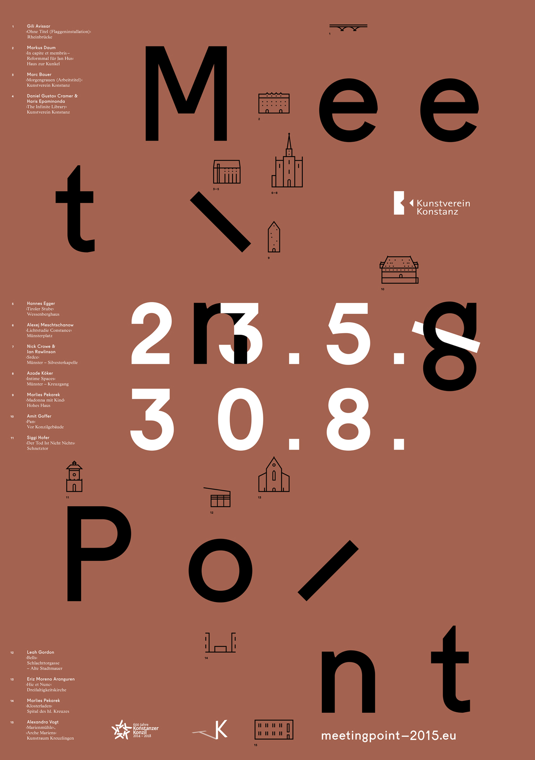 Poster Meeting               Point 2015